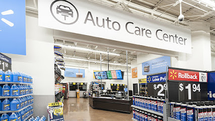 Tire shop Walmart Auto Care Centers