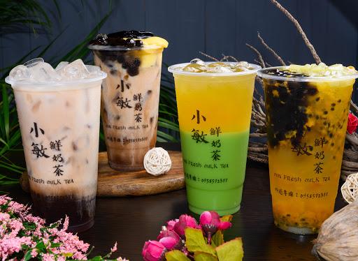 高雄飲料推薦 小敏鮮奶茶總店