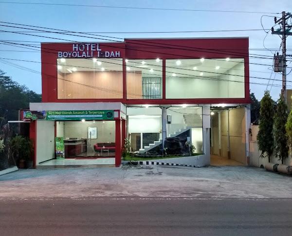 Hotel Boyolali Indah