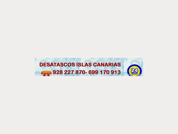 Desatascos Islas Canarias