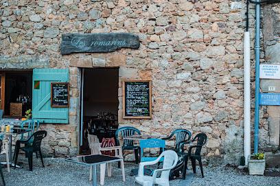 photo du restaurant Les romarins