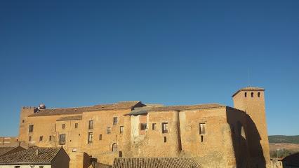 Castillo palacio de Cetina