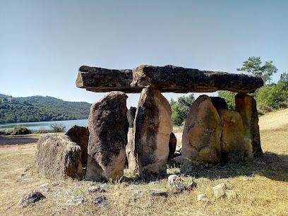 Àrea del dolmen de Sòls de Riu