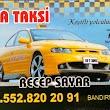Bandırma Merkez Taksi