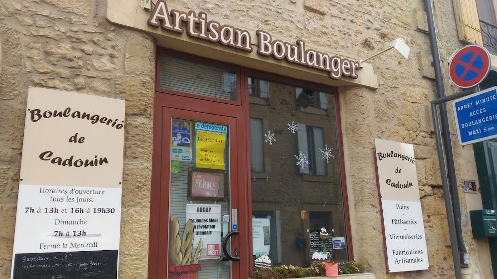 Boulangerie pâtisserie  de Cadouin Le Buisson-de-Cadouin