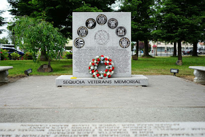 Sequoia High School Veteran\'s Memorial