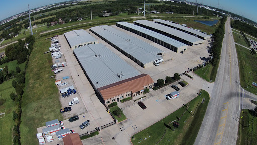 Self-Storage Facility «LockTite Storage in Channelview», reviews and photos