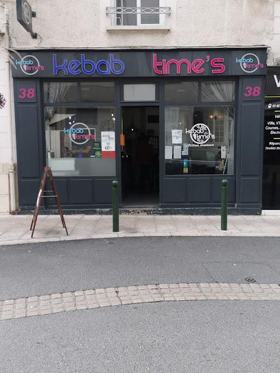 photo du restaurant Kebab time's