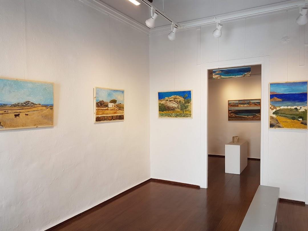 Municipal art gallery Mykonos