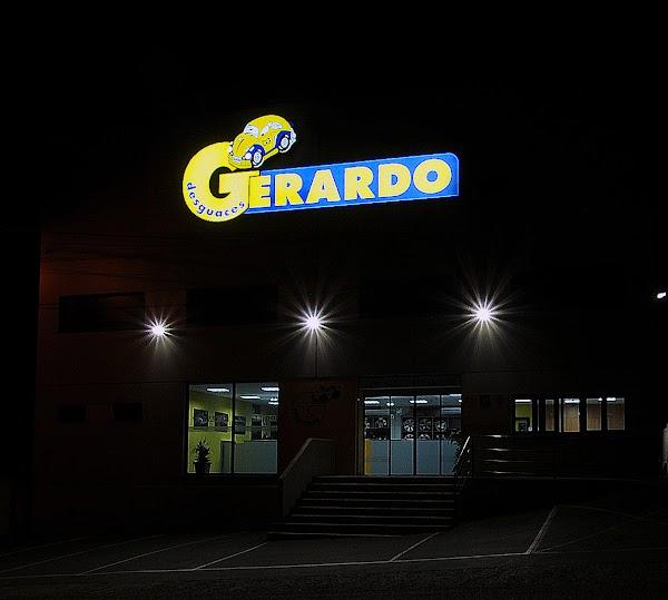Desguaces Gerardo, S.L.U.