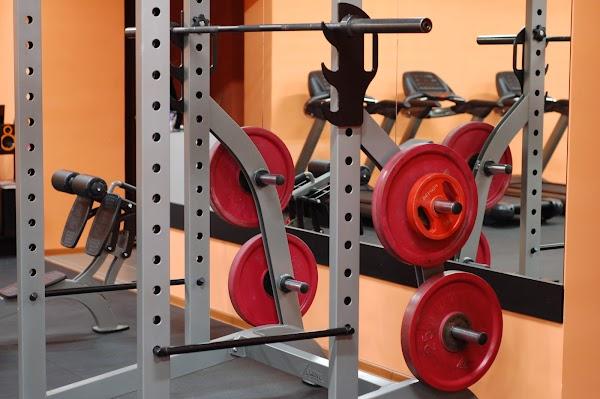 Спортивный зал «100 Пудофф» в городе Дубна, фотографии