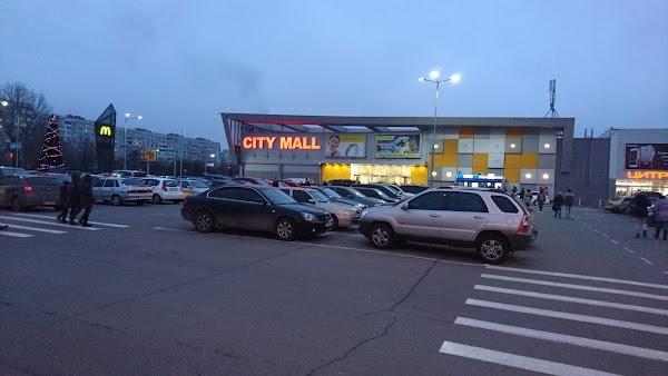 Торговый центр «ТРК CITY MALL» в городе Запорожье, адрес, телефон ... 696a1adee40
