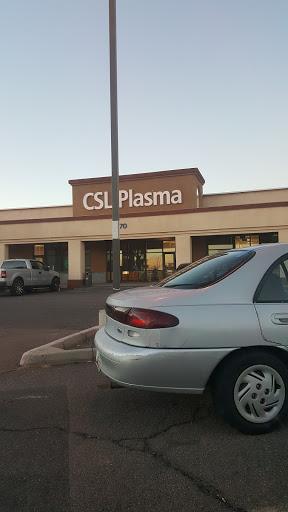 CSL Plasma, 9770 W Peoria Ave, Peoria, AZ 85345, Blood Donation Center