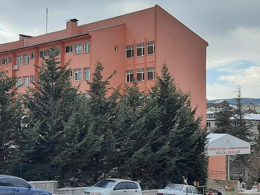 Kastamonu Fizik Tedavi ve Rehabilitasyon Merkezi Hastanesi