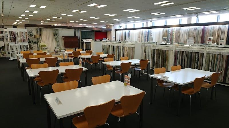 川島織物セルコン 東京本社ショールーム