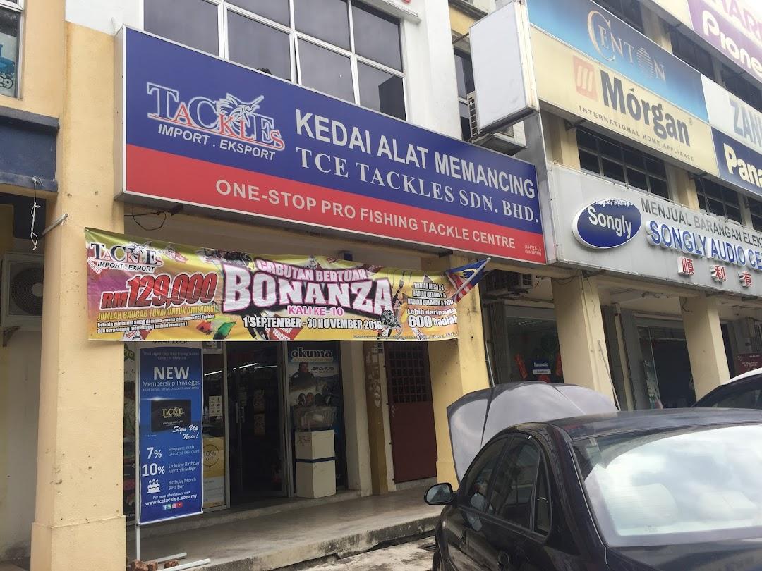 TCE Tackles Sdn Bhd - Semabok Showroom