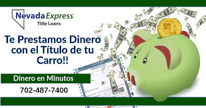 Nevada Express Title Loans in Las Vegas, Nevada