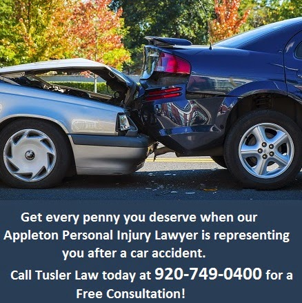Personal Injury Attorney «Tusler Law», reviews and photos