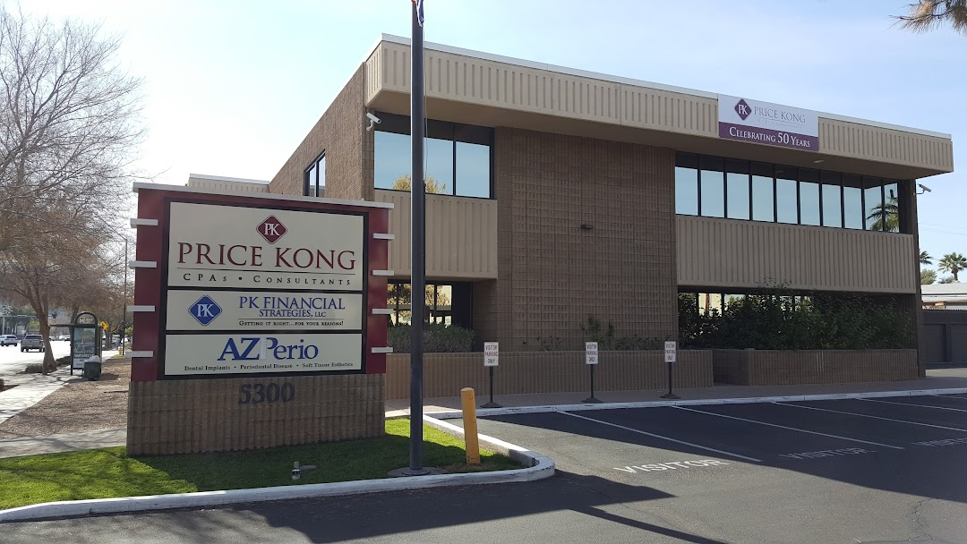 Price Kong CPAs, Consultants
