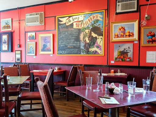 American Restaurant «The Spicy Green Bean», reviews and photos, 225 Hebron Ave, Glastonbury, CT 06033, USA