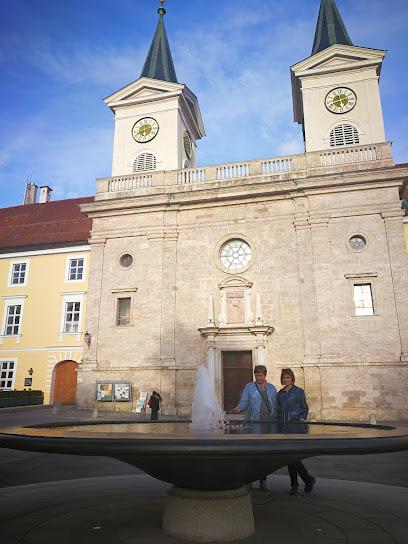 Kath. Pfarrkirche St. Quirinus Tegernsee