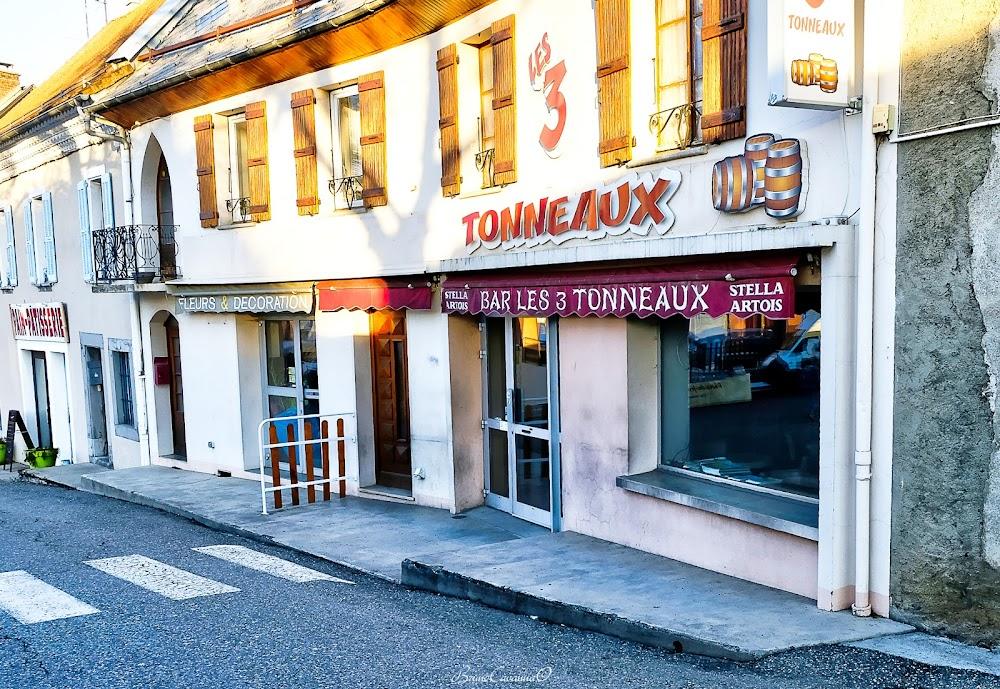 photo du resaurant Bar Les Trois Tonneaux
