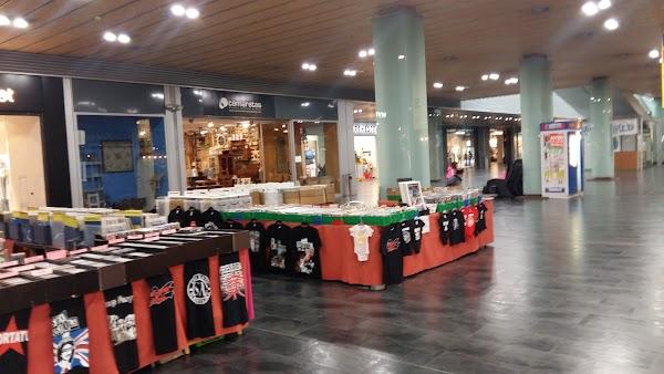 Centro Comercial Camaretas