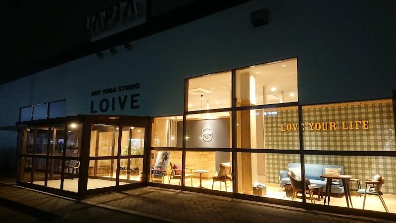 ホットヨガスタジオ loIve(ロイブ)八戸店