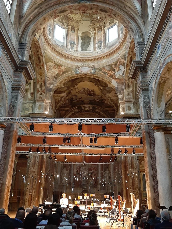 Sala dei Teatini (Ex Chiesa San Vincenzo)