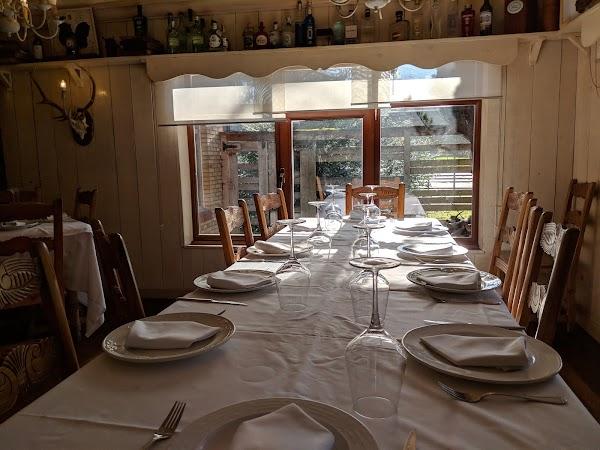 Restaurante Las Piscinas