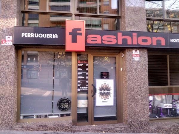 Peluqueria Unisex Fashion Tarragona