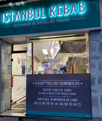 photo du restaurant Istanbul Kebab