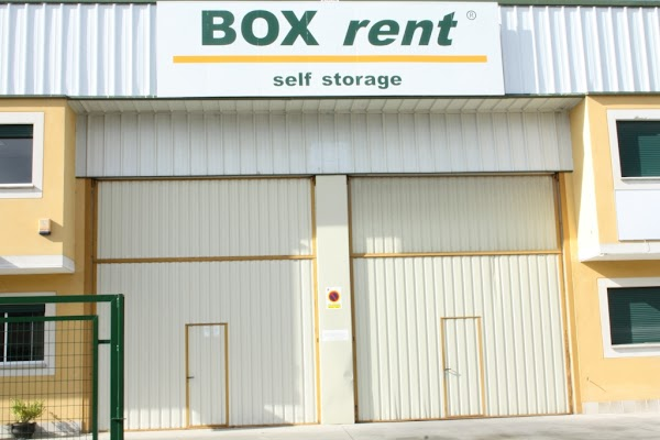 Box rent self storage
