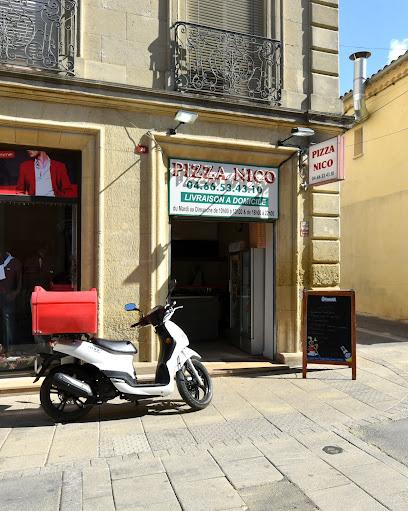 photo du restaurant Pizza Nico