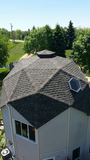 Roofing Contractor «Ganser Company», reviews and photos