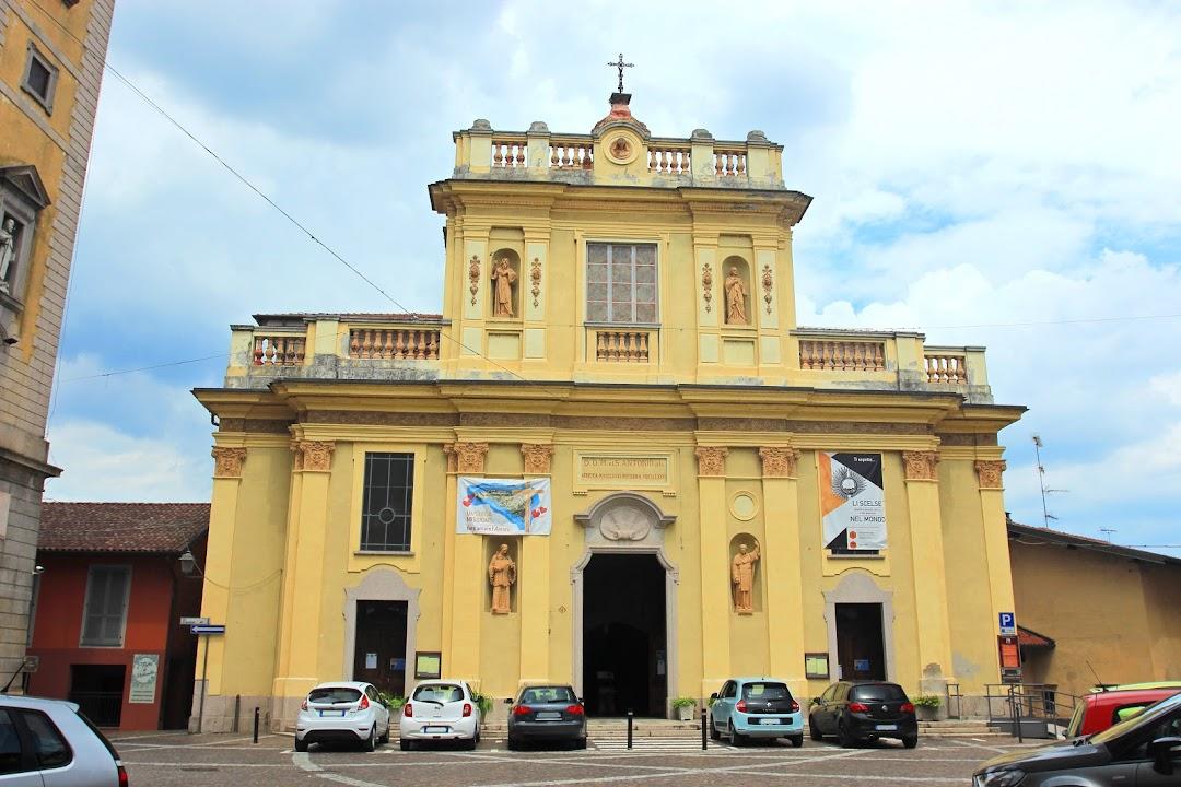 Chiesa Parrocchiale di SantAntonio Abate