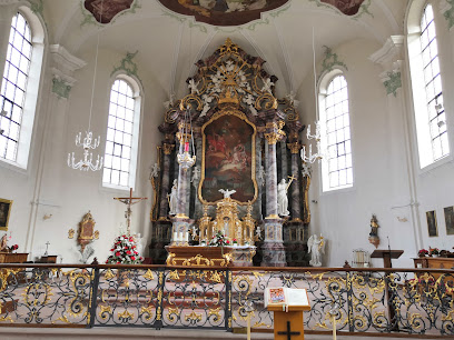 Wallfahrtskirche St. Landelin