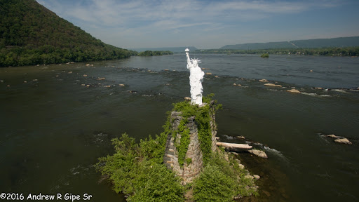 Tourist Attraction «Dauphin Narrows Statue Of Liberty», reviews and photos, US-22, Dauphin, PA 17018, USA