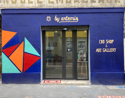 By Artemis CBD Shop & Art - Boutique de CBD- Art Gallery - cbd Marseille 13006 Marseille