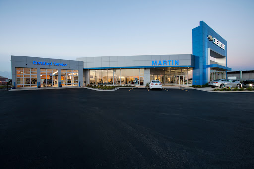 Chevrolet Dealer «Martin Chevrolet», reviews and photos, 5220 Northwest Hwy, Crystal Lake, IL 60014, USA
