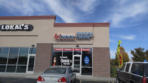 1st CHOICE Money Center, 980 N Main St, Tooele, UT 84074, Loan Agency