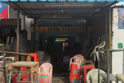 A.K. Steel FurnitureRaichur