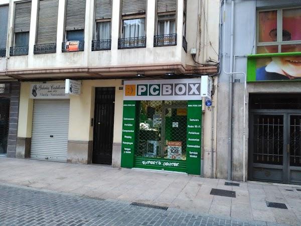 PCBOX Castellón CEnmedio