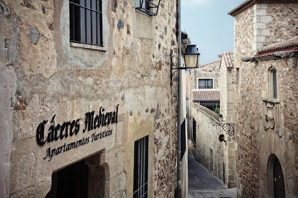 Apartamentos Turísticos Cáceres Medieval