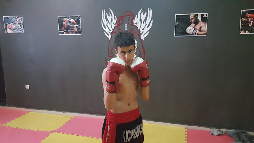 muay thai & kickboxing gym