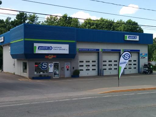 Magasin de pneus Point S - Garage G. & G. Gagné Inc. à Roxton Pond (QC) | AutoDir