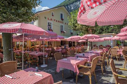 photo du restaurant La Ferme à Dédé - Sassenage