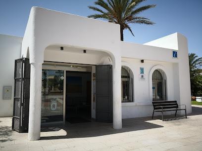 Tourist Office. Roquetas de Mar