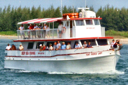 Fishing Charter «Fort Pierce Lady Deep Sea Fishing», reviews and photos, 480 N Indian River Dr, Fort Pierce, FL 34950, USA