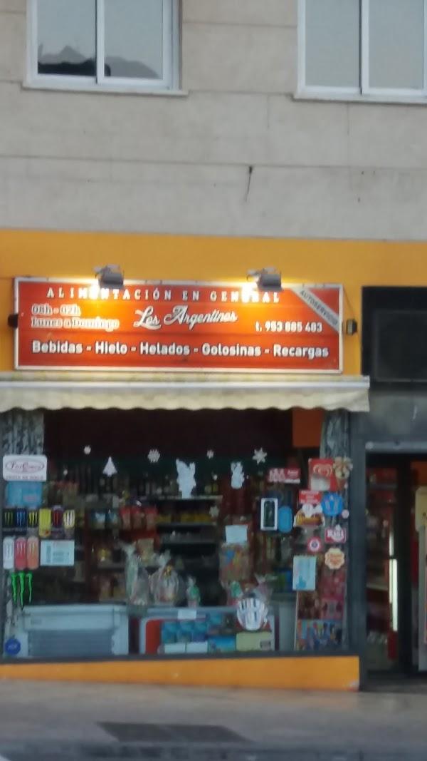 Tienda Los Argentinos
